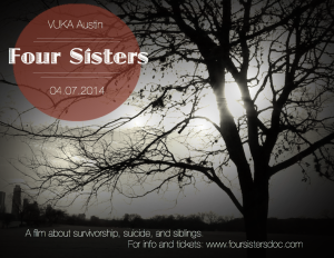 Four Sisters poster Austin